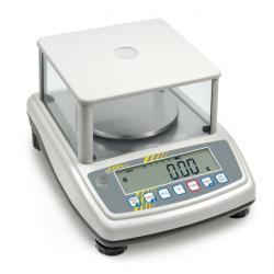 Bilancia di precisione - gamma di misura fino a 6000g - calibrabile
