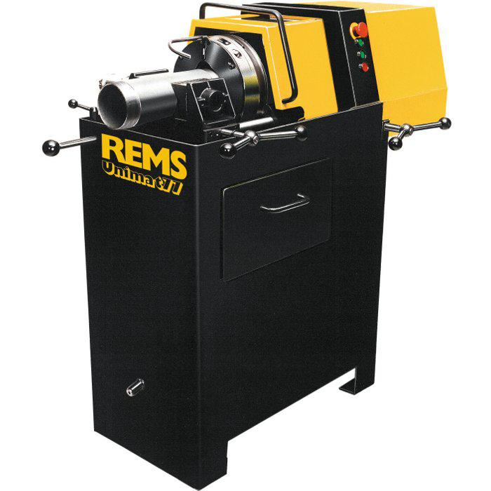 "Cutting machine ""REMS Unimat 77"" - to 4"" - semi-automatic"