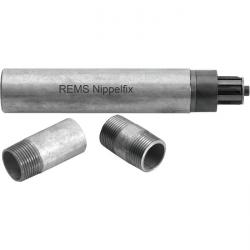 "Fixing help for pipe nipple - ""REMS Nippelfix"" - 1/2"" - 4"" - automatic interior"