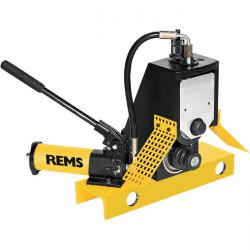 "Roll grooving ""REMS"" - DN 25-200 1-8 ""- lhydr feed."