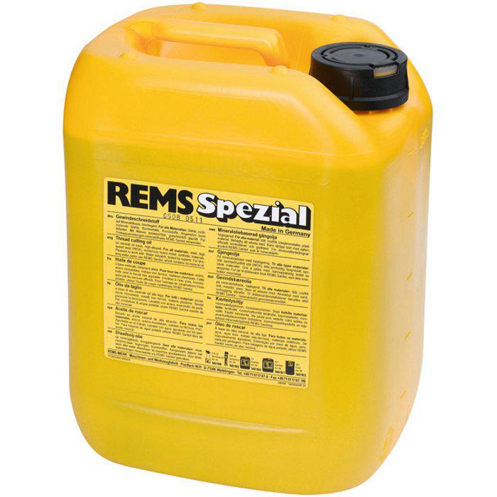 "Gängskärningsolja ""REMS special"" - dunk 5 eller 10 liter"