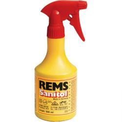 "Materiale da taglio ""REMS Sanitol"" acqua potabile - flacone spray da 500 ml"