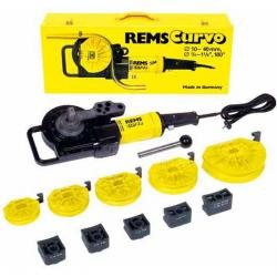 "Electric tube bender set ""REMS Curvo"" - 10 to 40 mm, 3 / 8 to 3 / 4 """