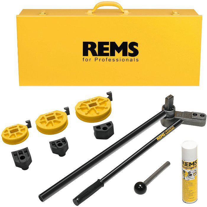 """Hand-Rohrbieger Set """"REMS Sinus"""" - 10 bis 22 mm, 3/8 bis 7/8"""" - bis 180°"""
