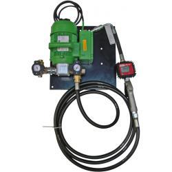 changement kit d'huile stationnaire - avec buse - 15l / min - 230 / 400V