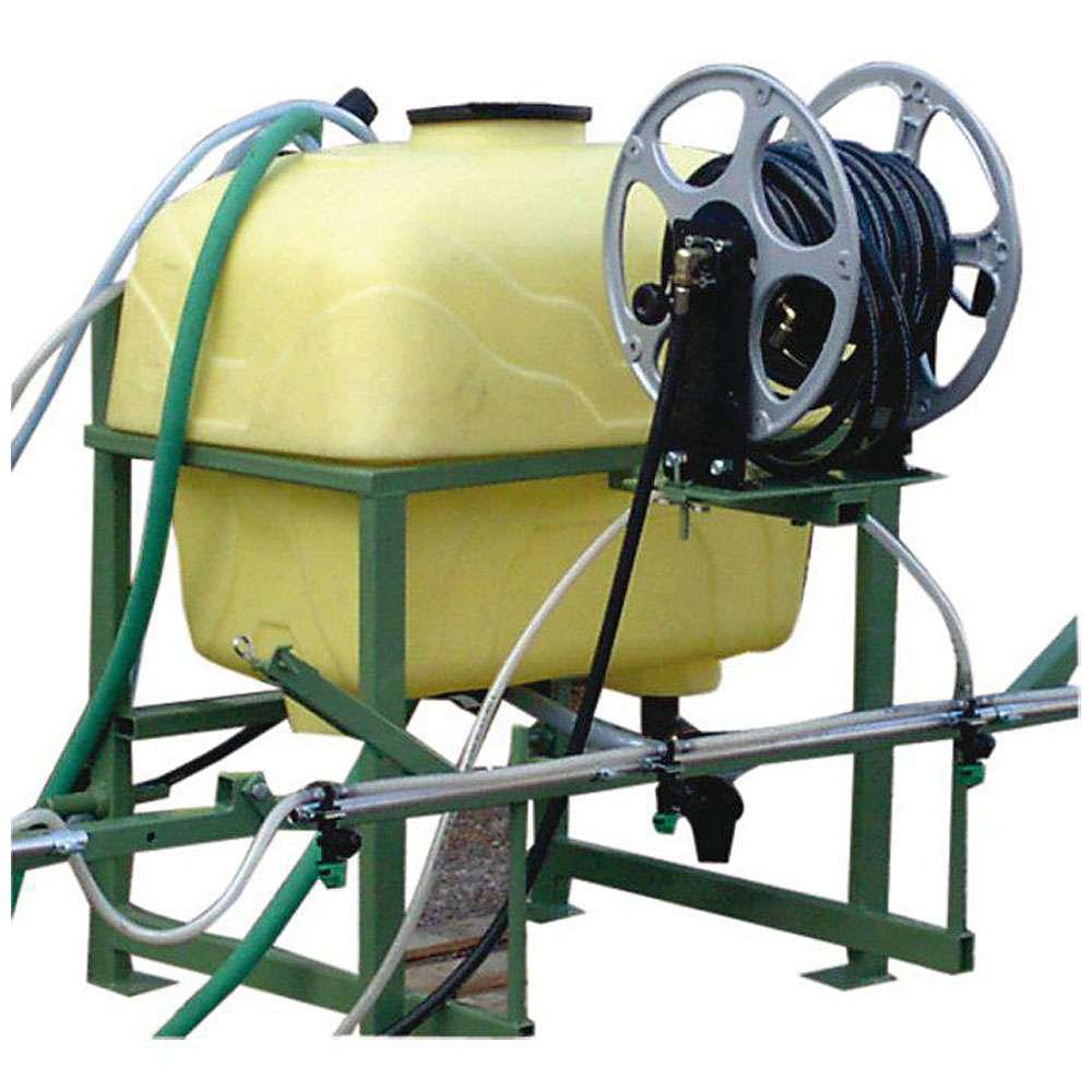 Ogrässpruta för traktor - 32 l/min - till 30 bar - 200/300 l