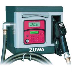 Station de remplissage - gestion intégrée des données du réservoir - 72 l / min