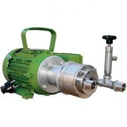 "Roller Pump ""R-NNPTF8/1400"" - 230 V - Max. 18 l/min - Up To 8 bar - PTFE - Max."