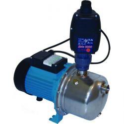 """Pompa acqua casalinga""""JET 100/E INOX"""" - 40l/min - 230V - comando FLUOMAC BRIO"""
