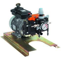 Pompe a membrana MP 30 - motore 400 V - portata 32 l / min - pressione 30 bar