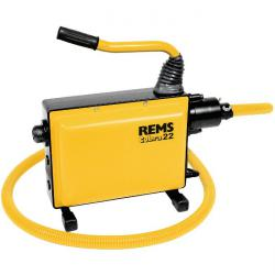 REMS Cobra 22 engine - elect. pipe cleaning - 750 W