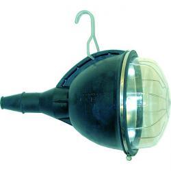 Handleuchte - IP 55 - 100 Watt - ohne Kabel und Glühlampe