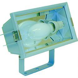 Halogenstrahler - IP 65 250 W - E 40 Quecksilberdampflampe