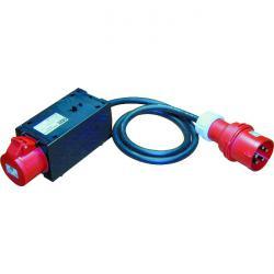 Kompaktverteiler - mit Sicherung - IP 44 CEE-S32A - CEE16A