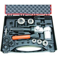 Håltagningsverktyg i set - hydrauliskt - M 16 till M 40 - Tristar Plus-S