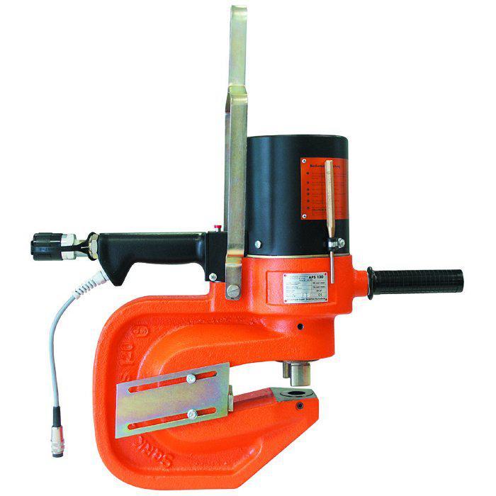 Hydraulik Lochstanze Alfra Press Aps 120 Einfachwirkend 25 Mm