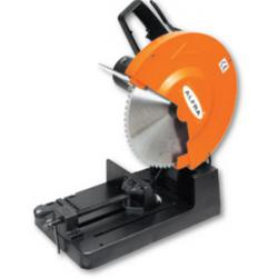 Dry metal cutter - 1/min 1300 - ALFRA RotaDry 355-2200 W.