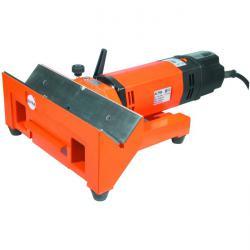 Edge deburring tool - ALFRA KFT 250 - Freestanding - 45 - 1050 W