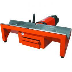 Chanfreineuse ALFRA KFT 500 - 45° - modèle fixe - 1800 W
