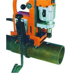 Pipe-fixing tool - mechanical - 80 to 300 mm clamping chain
