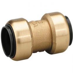 Sliding sleeve STV-SM for Schneider Click it System 15-28 mm, brass, NBR