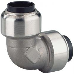"Angle Connector ""STV-W90 V4A"" - 15-28 mm - EPDM - 90 °"