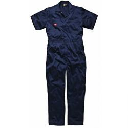 Overall - Dickies - 100% bomull - marinblå - 170 g/m²