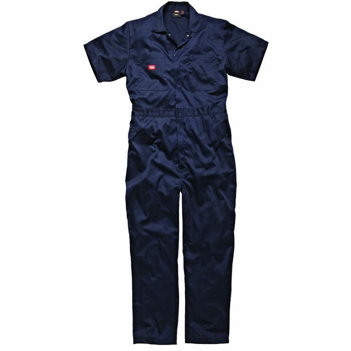 Overall - Dickies - 100% Baumwolle - marineblau