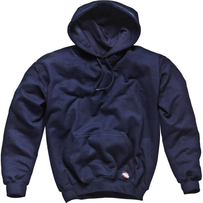 Luvtröja - Dickies - marinblå - 65% polyester
