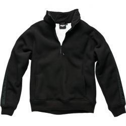 Fleecetröja - Dickies - svart - 100% polyester