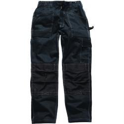 "Arbeitshose ""GDT 290"" - Dickies - 100% Baumwolle - Größe 106 - schwarz"