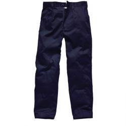 """Bund-Hose """"Reaper"""" - 65% Polyester, 35% Baumwolle - Anti-Rutsch-Bund - Größe 44 - marineblau"""