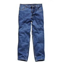"""Jeans """"stonewashed"""" - Dickies - 100% Baumwolle - Größe 28 - blau"""