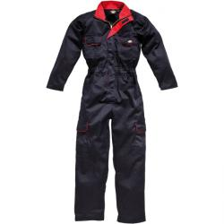 "Overall ""Redhawk"" - dam - Dickies - marinblå - 260 g/m²"