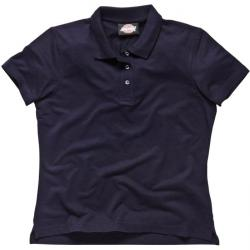 Polo - Donna - Dickies - navy - 65% poliestere