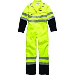 Tuta di sicurezza - Proban - EN471 - Dickies - colore giallo