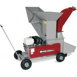 Gartenschredder - GSB 242 Combi - Benzin Motor - max. 120 mm Stämme