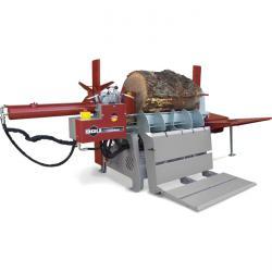 Vedmaskin liggande - SP 20 HZH / 2 - PTO - 20 t klyvkraft