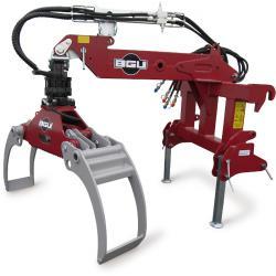 Timber gripar - HRZ Fix-Euro / Kombi - med kombinerad odling