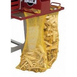 Sac en plastique de 40 l - pour allumer - pour 25 kg de bois
