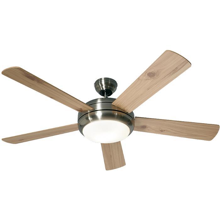 "Loft Fan ""Casafan Titanium"" - 195 U / min. - Ø 132 cm"