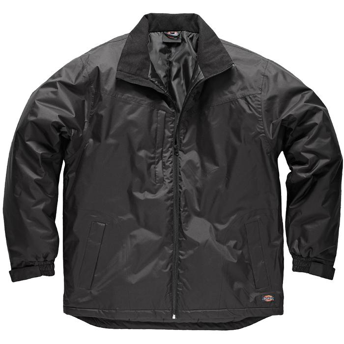 """Jacket """"Thornley"""" - Dickies - Black - wind and weather protection"""