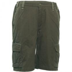 """Restposten - Jagd-Shorts - Gr. 3XL - adventure green - 100% Baumwolle - """"Deerhunter Savanna"""" - mit vielen Taschen"""
