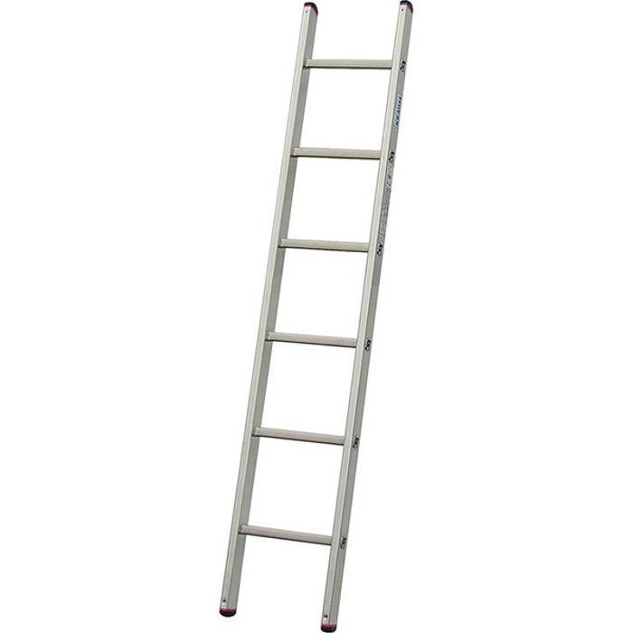 """Anlegeleiter """"Sibilo"""" - Krause - 1,85 m bis 5,20 m Leiterlänge"""