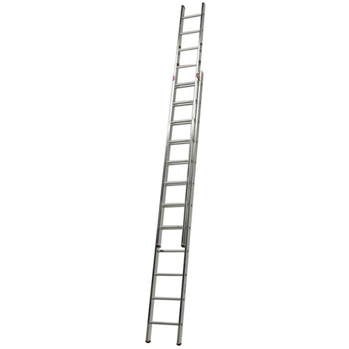 """Schiebeleiter """"Fabilo"""" - Krause - 5,50 m bis 10,10 m Arbeitshöhe"""
