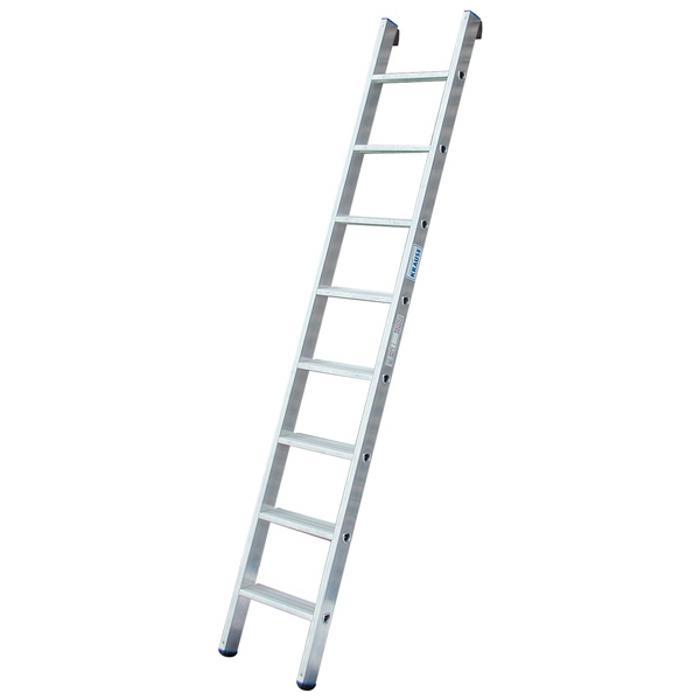 """Stufen-Anlegeleiter """"Stabilo"""" - Krause - 1,70 m bis 3,90 m Leiterlänge"""