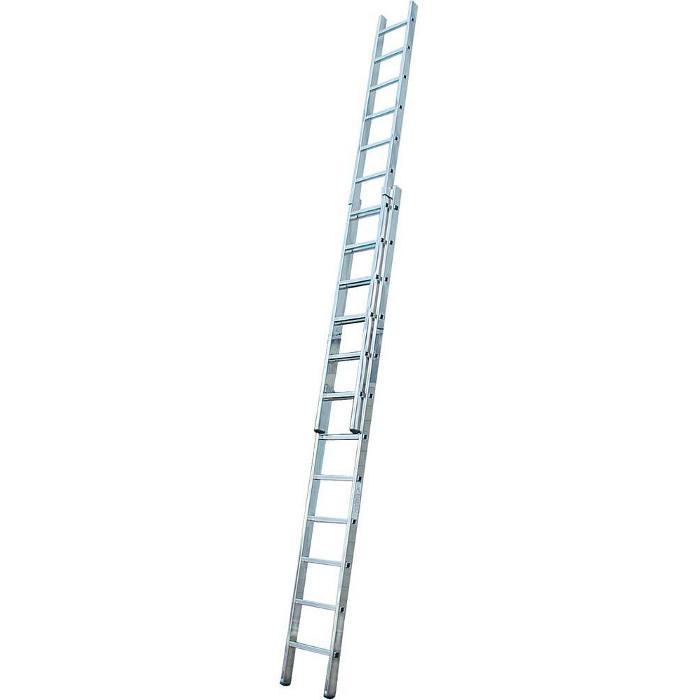 """Schiebeleiter """"Stabilo"""" - Krause - 2,70 m bis 9,15 m Länge"""