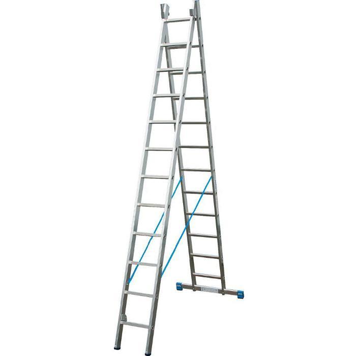 """Mehrzweckleiter """"Stabilo"""" - Krause - 2,70 m bis 6,05 m Länge"""