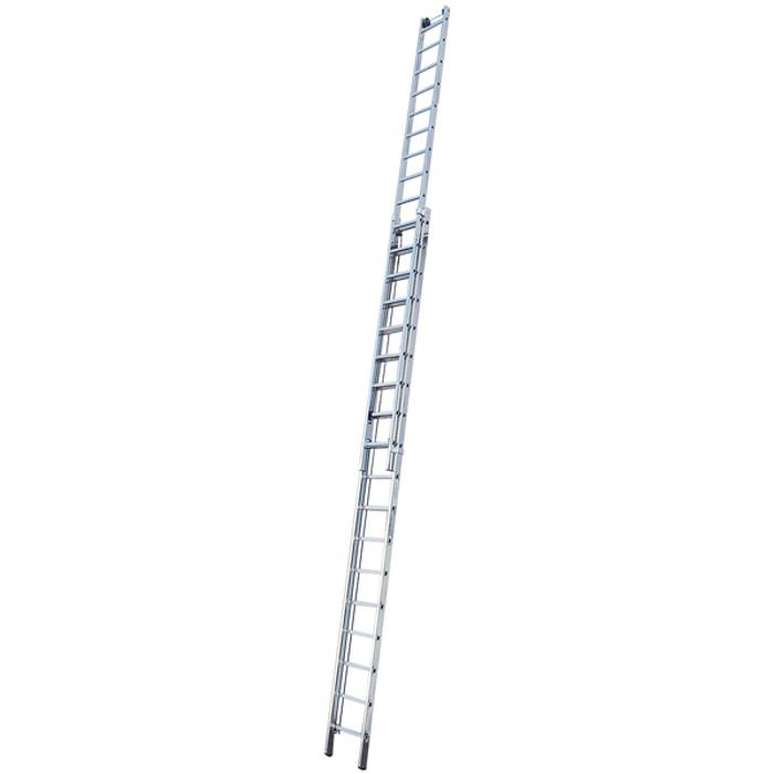 """Seilzugleiter """"Stabilo"""" - Krause - zweiteilig - bis 12,70 m Länge"""