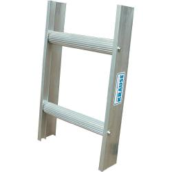 Aluminium ladders Kaminkehrer - Krause - 2.00 m to 3.95 m ladder length